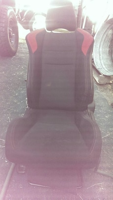 Scion frs driver side seat without airbag