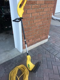 yellow and black string trimmer Mississauga, L4Y 2T2