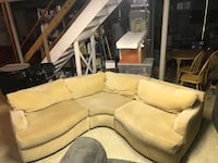 Tan Sectional Couch Silver Spring, 20906