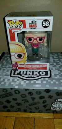 Big Bang theory pop vinyl (vaulted) Toronto, M1L 2T3