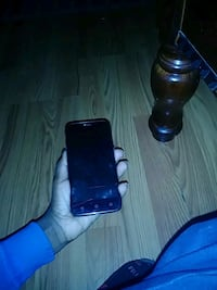 black and blue electronic device 854 mi