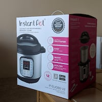 Instant Pot Duo 7-in-1 Multi-Use Programmable Pressure Cooker, 8 Quart - $115 (Oakridge Mall) Vancouver