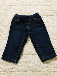 jeans/pants 3-6 month. $50 for all or $5 a piece Whitsett, 27377