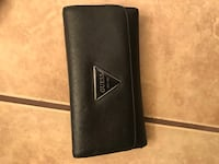 Black leather guess wallet Salinas, 93907