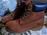 Size 10 New .Timberland Boots  Victoria, V8T