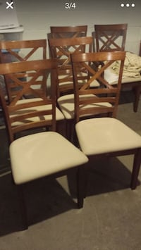 Dining table with 6 chairs Mechanicsburg, 17055