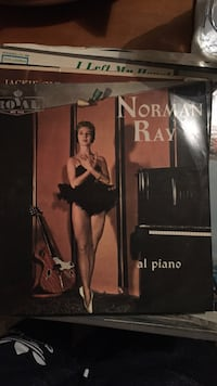 Disco da record Norman Ray Lercara Friddi, 90025