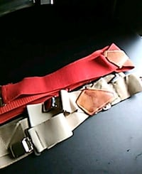 ROOSTER PRODUCTS- PAIR OF NEW SUSPENDERS, made U.S