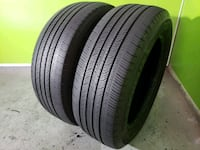 Two used 235/60/18 MICHELIN PRIMACY  Tampa, 33624