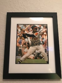 Signed Hank Aaron photo with COA Hypoluxo, 33462