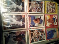 Baseball cards Charlestown, 47111