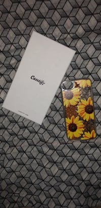 Casetify iPhone case (Sunflower themed) Montgomery Village, 20886