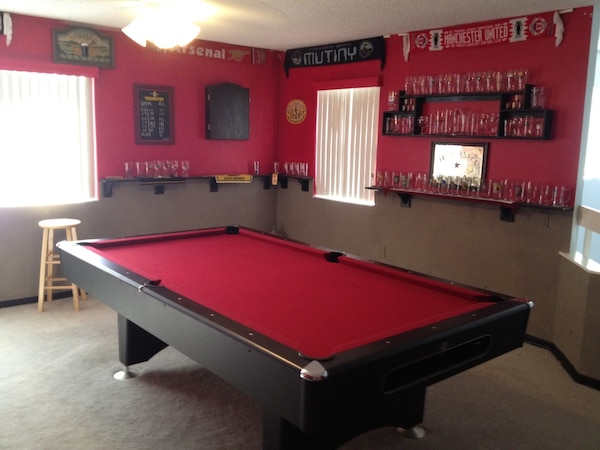 Used Olio Professional Series Slate Pool Table For Sale In Tarpon - Olio pool table