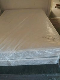 New full mattress with box add $39delivery$30