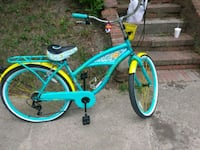 """20"""" adult blue and pink bicycle Burlington, 27217"""
