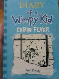 Brand new diary of a wimpy kid boo.k Fairfax, 22030