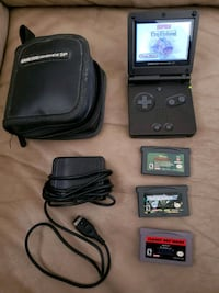 Gameboy Advance SP Hastings