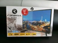 Rowell 32' 82 Ekran Uydulu HDLed Tv Harbiye, 06460