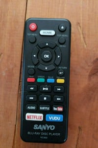 Sanyo remote  Jones, 49061
