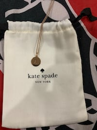 Kate space E necklace