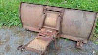 Plow for bolens tube frame tractors Mount Airy, 21771