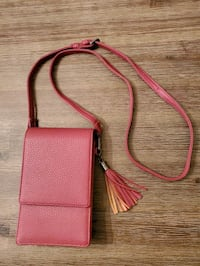 Just Must Leather Small Crossbody Purse Tysons, 22102