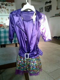 purple and pink long-sleeved dress Barrie, L4N 5S5