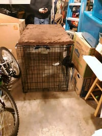 Dog crate large Germantown, 20876