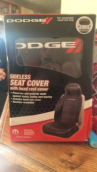Dodge seat cover obo Gaylord, 49735