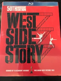 BRAND NEW WEST SIDE STORY LIMITED EDITION DVD BOX SET Guelph, N1G 5A9