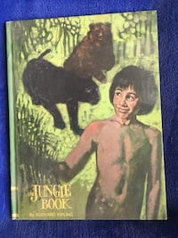 The Jungle Book by Kipling