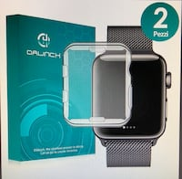 Apple Watch 42mm Case/Screen Protector (2 pack) Burnaby, V3J