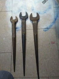 Spud wrenches for iron work Kelowna, V1Y 6J3