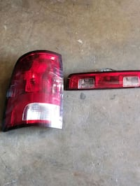2012 Ram driver and 3rd tail light Airville