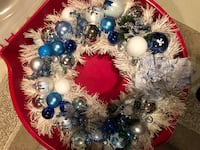 Custom wreaths BURLINGTON