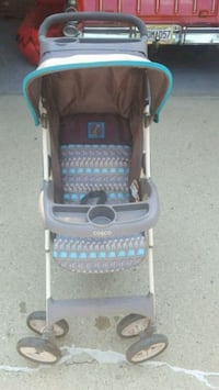 Single stroller Mandan, 58554