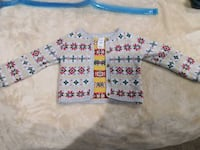 Toddler wool sweater - 12Months