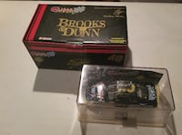 Sterling Marlin #40 'Brooks and Dunn' 1999 Monte Carlo 1:24 Scale Diecast
