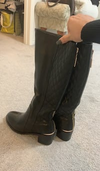 Black Winter Boots  Pickering, L1V 1X6