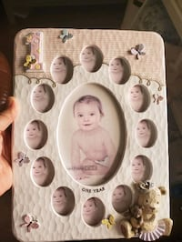 Cute frame for 1 year old Mississauga, L4X 2N2