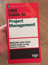 HBR Guide to Project Management book Arlington, 22201