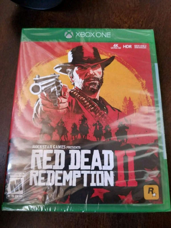Red Dead Redemption 2 II Xbox One