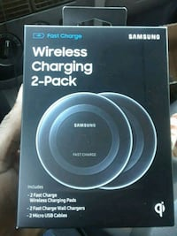 Samsung wireless charger pad 2 Pack Capitol Heights, 20743