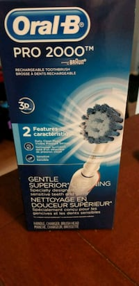 Unopened electric toothbrush London, N6E 3G3