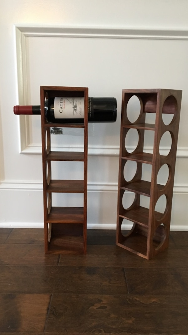 Used Crate And Barrel Wine Rack For Sale In Buford Letgo
