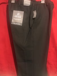 NWT Men's Van Heusen 36x32 Slacks Hoover