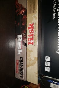 Cod zombies Risk boardgame!