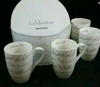 Bowring Celebration Mugs  Niagara-on-the-Lake, L0S 1J1