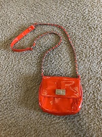 Orange Dressy Purse (New York & Co) Santa Maria, 93455