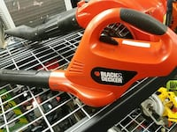 two red Black & Decker leaf blowers Hagerstown, 21740